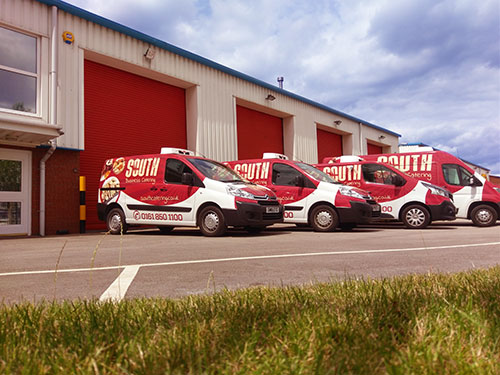 South Catering Fleet