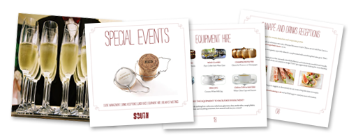 South Events Brochure
