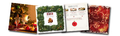 Download our Festive Menu